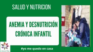 Anemia y desnutriciòn crónica infantil - Anemia Cero -M 2