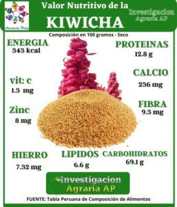 Super Alimentos: KIWICHA