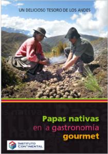 Recetario: Papas nativas en la gastronomia Gourmet